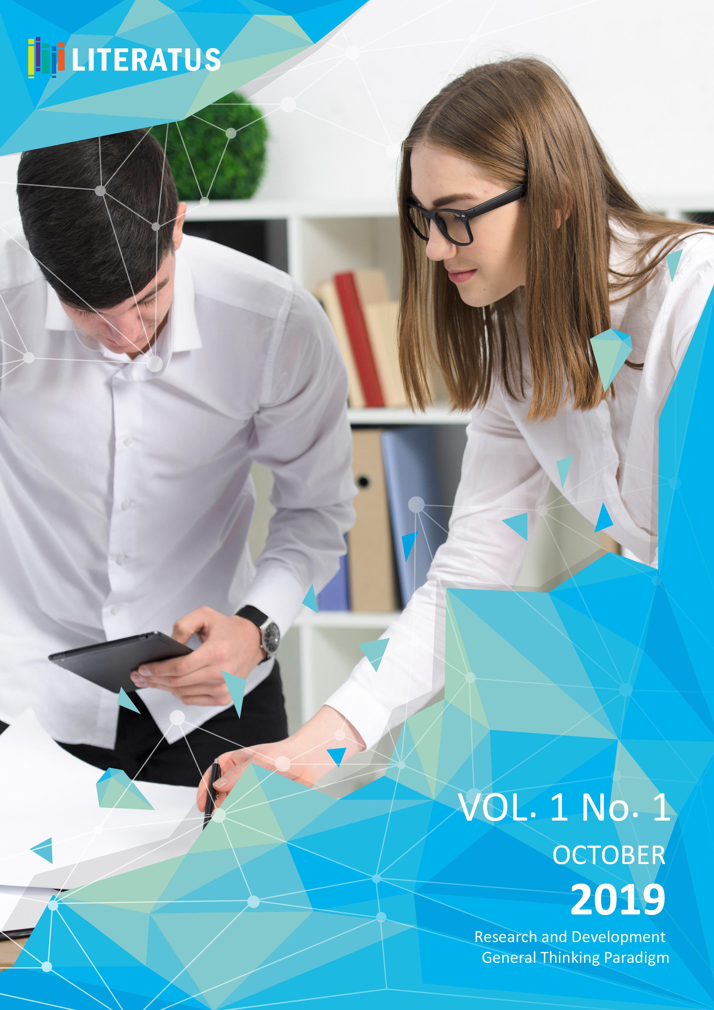 View Vol. 1 No. 1 (2019): Literatus Journal